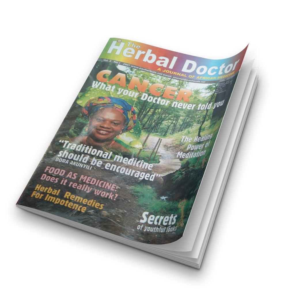 Paxherbal magazine (Cancer) product image